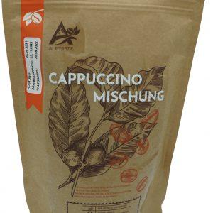 Kaffeepackung Alptaste Capuccinio Mischung