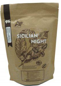 Kaffeepackung Alptaste Sicilian Night