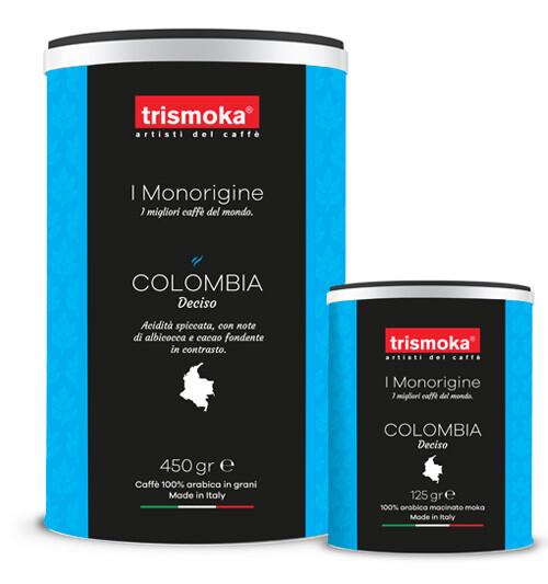 Trismoka Single Origin Kolumbien