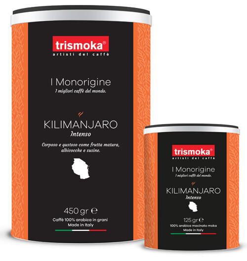 Trismoka Single Origin Kilimanjaro Tansania