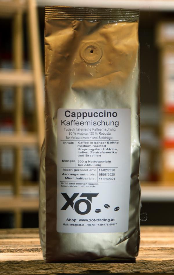 Cappuccino Kaffee Gunther Bergauer Alptaste XOT Genussbotschafter Genusserlebniss Hochqualitativ