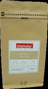 Verpackung Trismoka Blend Crema 250g
